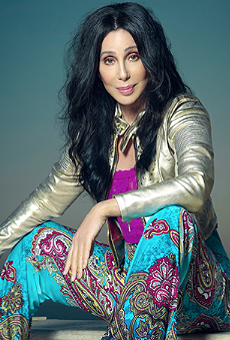 Cher is bringing her 'Here We Go Again' tour to Orlando