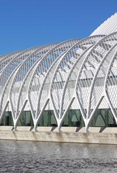 Santiago Calatrava's Florida Polytechnic University