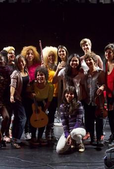OneBeat 2014 participants