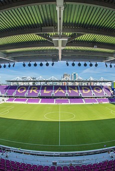 Fall is a great time to be a sports fan in Orlando