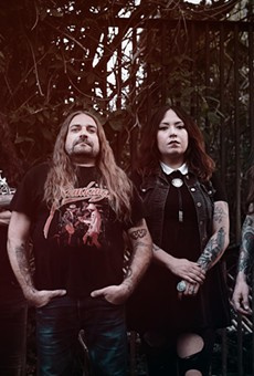 Windhand announce Orlando show set for January