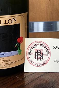 Beer nerds flock to Redlight Redlight for Zwanze Day this week
