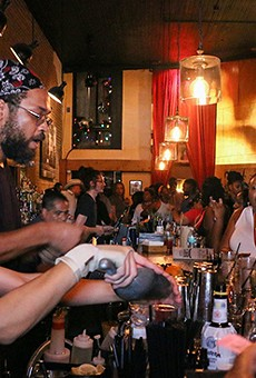 R&B Bar Crawl descends on downtown like a not-so-quiet storm this weekend