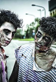 Zombietoberfest just won't die; returns to Audubon Park for 10th year