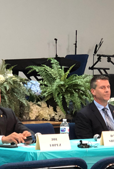 Orange County sheriff candidates take on community policing issues at forum