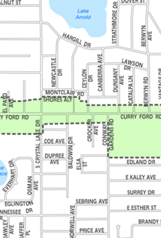 Curry Ford West is Orlando's newest Main Street District