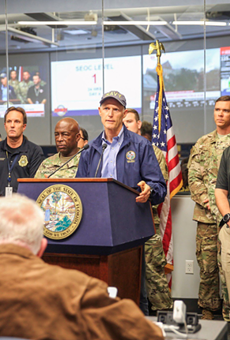 Florida shifts to search and rescue after Hurricane Michael