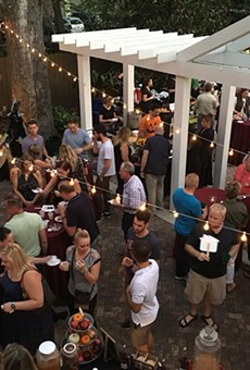Taste of Thornton Park returns to the Veranda for a sampling of food, drink and more