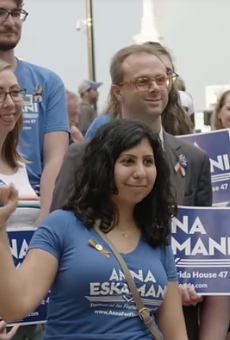 Orlando state House candidate Anna Eskamani featured in VICE News documentary