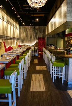 Sushi Pop Winter Park