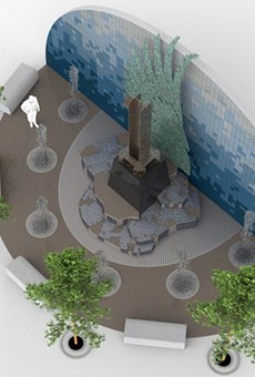 A new distillery in St. Pete is building a 9/11 memorial made with a steel beam from Ground Zero