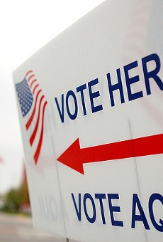 Florida voters have until 5 p.m. to get provisional ballots to the Supervisor of Elections