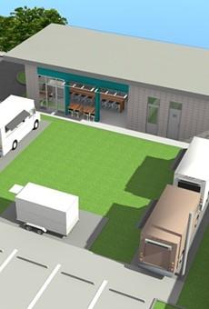À La Cart food truck park opens in the Milk District Nov. 18