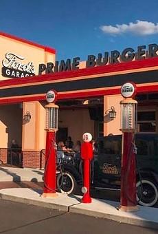 A Ford's Garage restaurant is opening in Orlando next week
