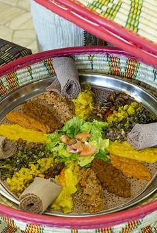 Selam Ethiopian makes digital dining finger-lickin' good