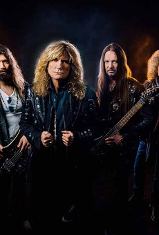 Whitesnake bring new 'Flesh & Blood' world tour to Orlando