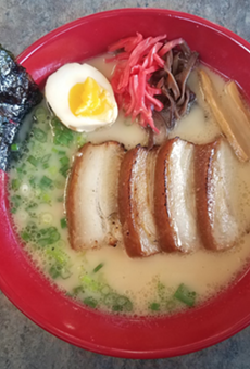 The Ramen is now open in downtown Orlando
