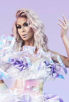 Orlando's Trinity 'The Tuck' Taylor returns for shot at crown on RuPaul's Drag Race All Stars
