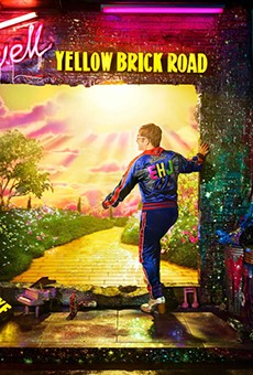 Elton John bids 'Farewell, Yellow Brick Road' on his final Orlando date