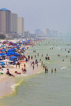 Florida breaks tourism record with 95.8 million visitors so far in 2018