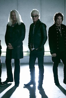 REO Speedwagon to play Central Florida in February