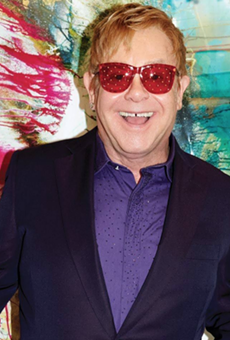 Elton John reschedules canceled Orlando show for March 2019