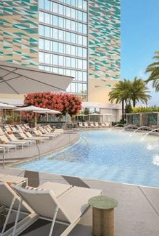 Marriott confirms new hotel tower 'The Cove' is headed to Disney World