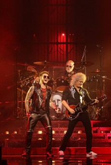 Queen with Adam Lambert will play two Florida shows next year