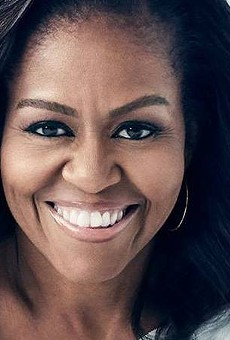 Michelle Obama's book tour is coming to Florida next year