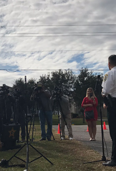 Florida deputy kills two women, a child before turning gun on himself