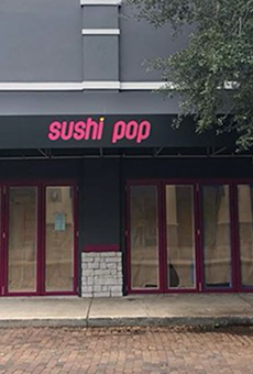 Sushi Pop Winter Park will soft open on New Year's Eve