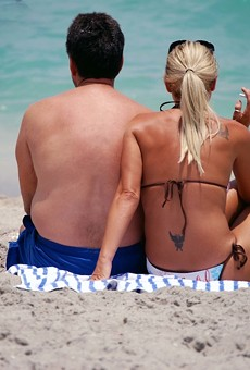 New bill would ban smoking on Florida beaches