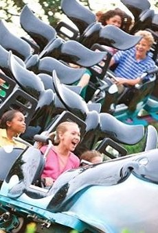 SeaWorld's last remaining Shamu-themed ride just closed