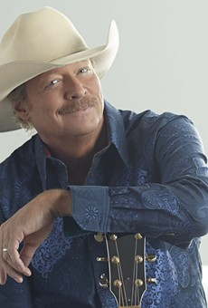 Alan Jackson announces an Orlando show set for this September