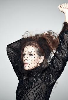 Alt-country heroine Neko Case returns to Orlando