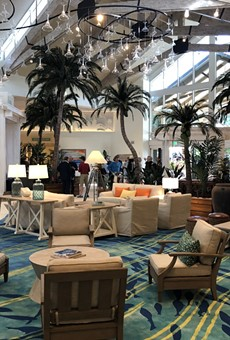 The Hotel at Margaritaville Resort Orlando is now open