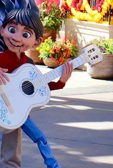 The odds of a new 'Coco' ride at Epcot just got a lot better