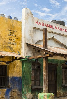 New African-inspired cuisine announced at Disney's Harambe Market