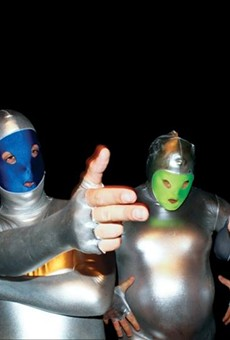 The mystery continues with Moonmen From Mars at Will's Pub tonight