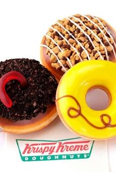 Where to score free doughnuts on National Doughnut Day