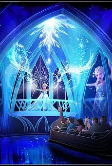 New Frozen attraction coming to Disney World Epcot Center