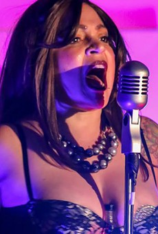 Blacklist Babes Cabaret takes on V-Day with a 'War of the Roses' burlesque variety show