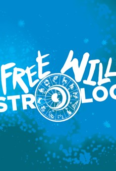 Free Will Astrology, June 17, 2015