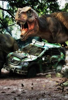 Jurassic World: one of the best action-adventures of the year