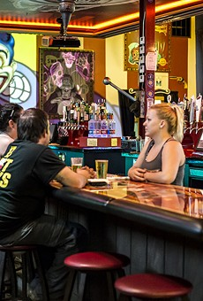 Raising the bar: Five Orlando watering holes where form is just as important as function