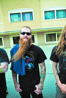 Black Tusk's new songs offer good reason to rage this Thursday at Will's Pub