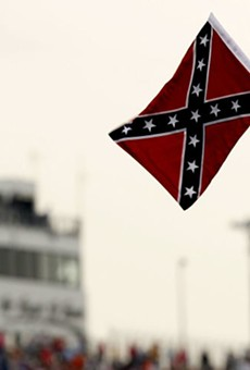 Daytona Speedway won't take down Confederate flags this weekend, offering flag exchange