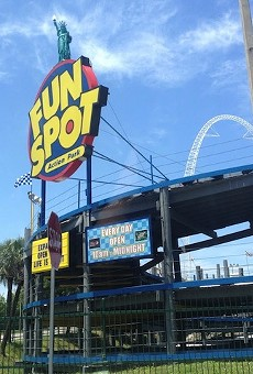 Fun Spot adds live entertainment, announces an 'Old Florida District'
