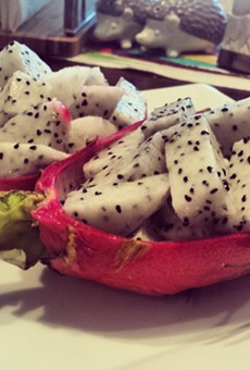 Market report: Fresh dragonfruit at Freshfield Farms