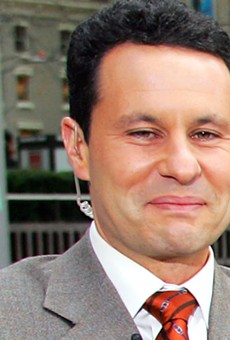 Brian Kilmeade of Fox & Friends wonders why we don't just clear sharks from our beaches